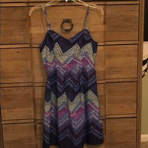 Colorful American Eagle Dress